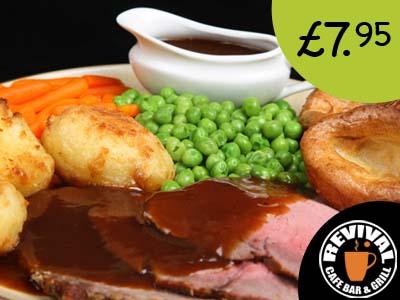 Sunday Roast Cheltenham