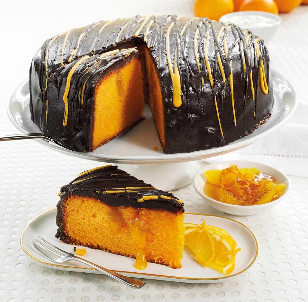 sticky-chocolate-orange-cake