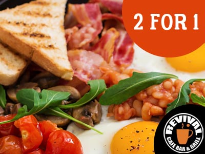 Breakfast Offer Cheltenham