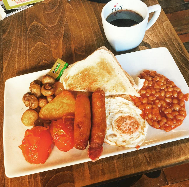 Fried Breakfast