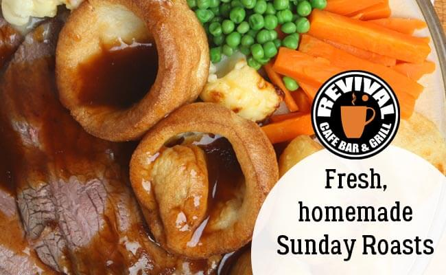 sunday roast Cheltenham