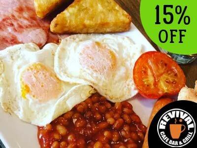 breakfast offer cheltenham