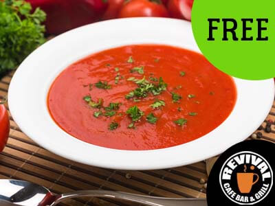 free soup