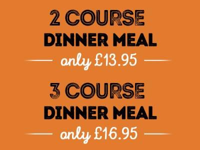 dinner offer cheltenham