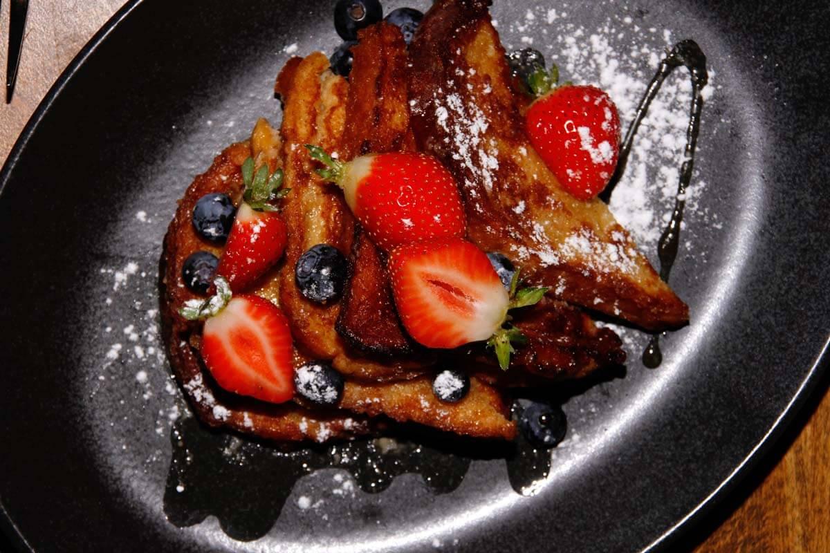 cheltenham cafe american pancakes