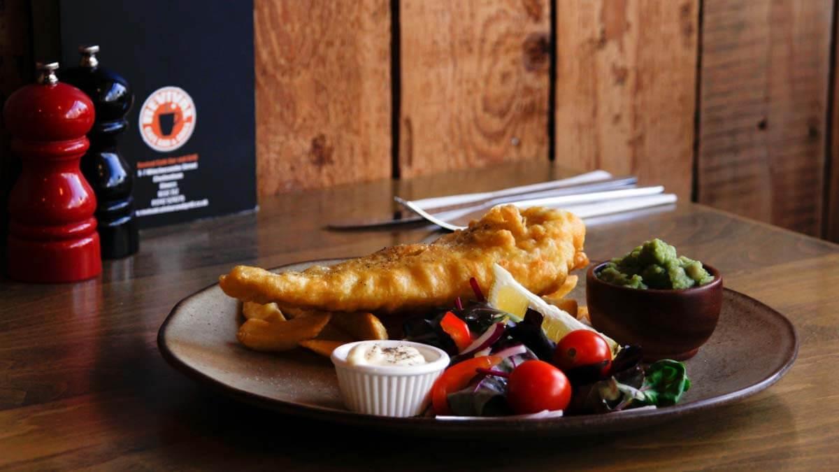 fish and chips cheltenham