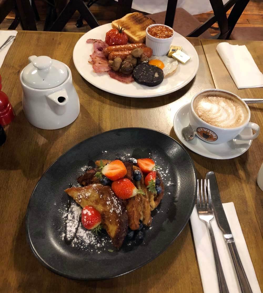 revival restaurant cheltenham