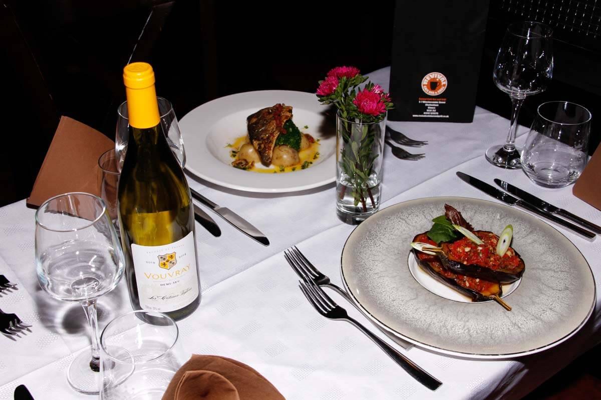 romantic meal cheltenham