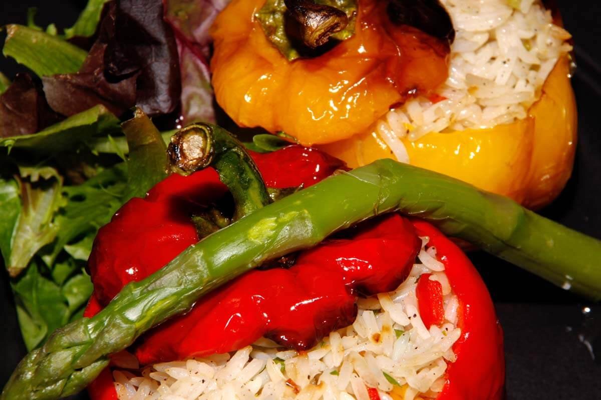 stuffed peppers vegan restaurant cheltenham